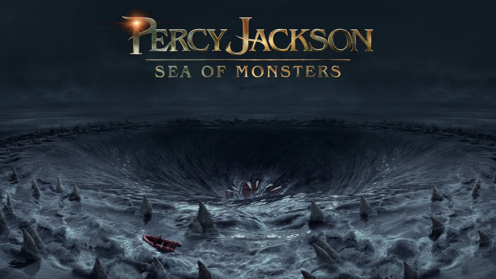 Percy Jackson Sea Of Monsters Review Building Up The
