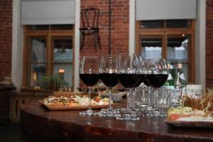 soirée dégustation vin