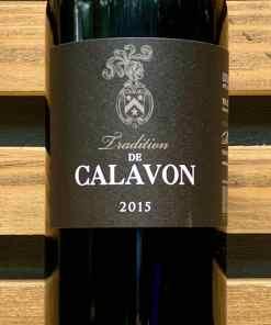 Chateau Calavon cuvée tradition rouge 2015