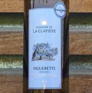 Figuerette - Domaine de la Clapière Pays D'Oc Blanc