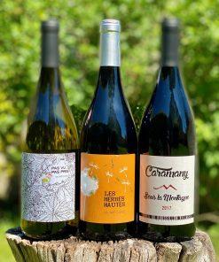Coffret de vins by Jeff Carrel Languedoc