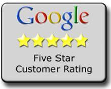 Google-5-stars | Charlotte hearing aids