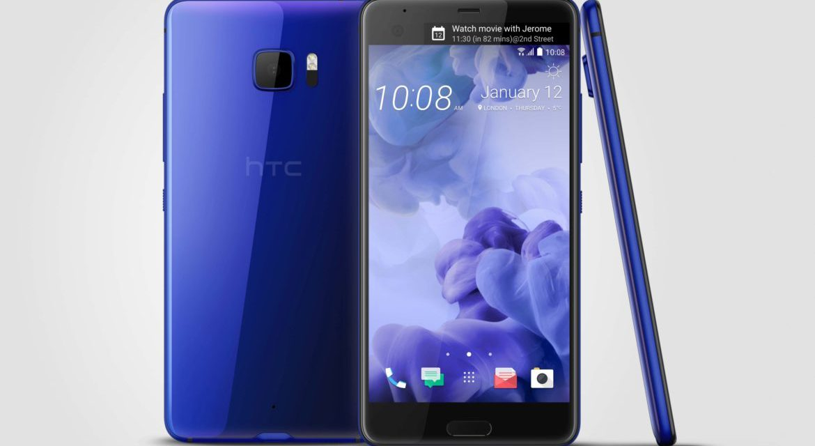 Noul HTC U Ultra este disponibil la ORANGE