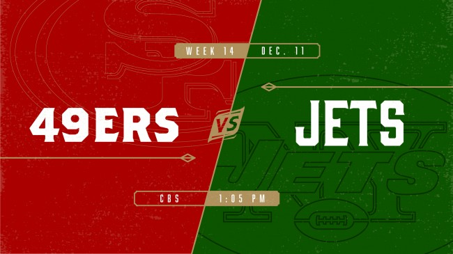 Image result for Jets vs. 49ers