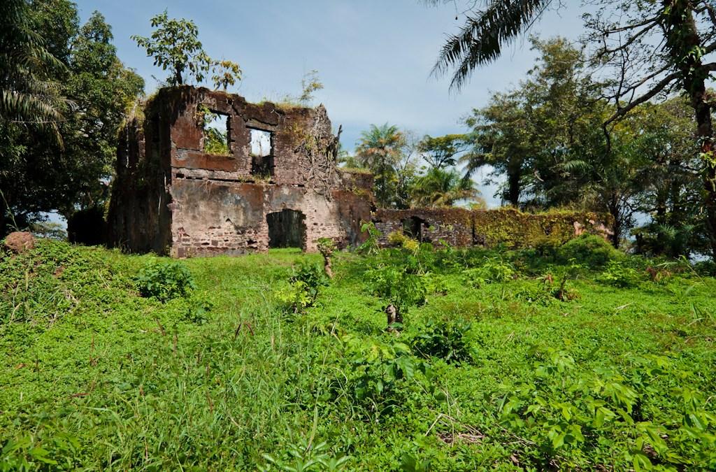 L'île de Bunce (Sierra Leone)