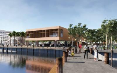 2020 : Ouverture du Musée International Africain Américan à Charleston en Caroline du Sud