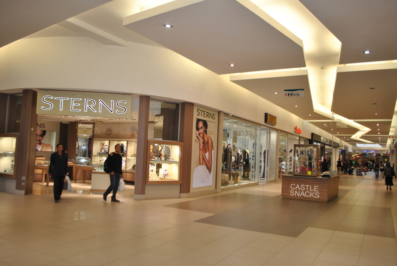 Levy Mall Biggest Shopping In Zambia