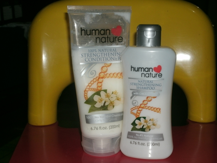Human Nature Shampoo And Conditioner Review
