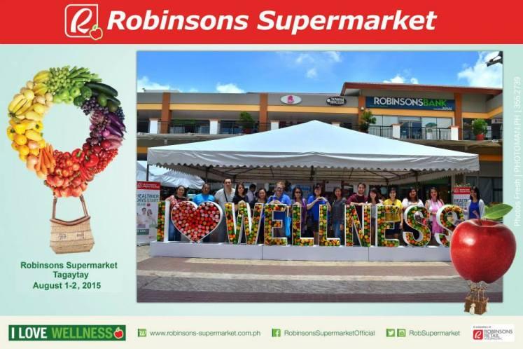 Robinsons Supermarket I love Wellness