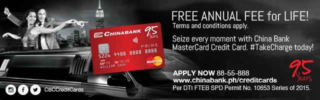 Chinabank Promo
