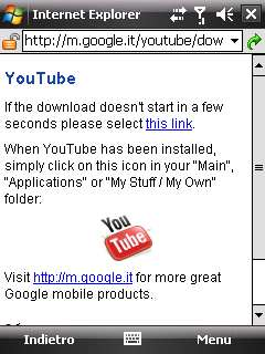 YouTube Mobile Application - 5