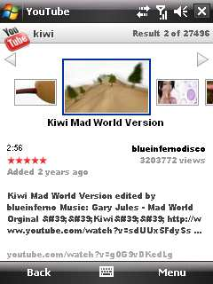 YouTube Mobile Application - 15
