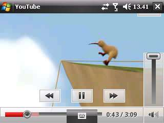 YouTube Mobile Application - 16