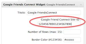 Google Friend Connect - 7