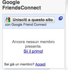 Google Friend Connect - 9
