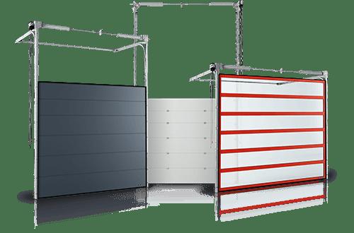 SECTIONAL DOORS | Lewandowski