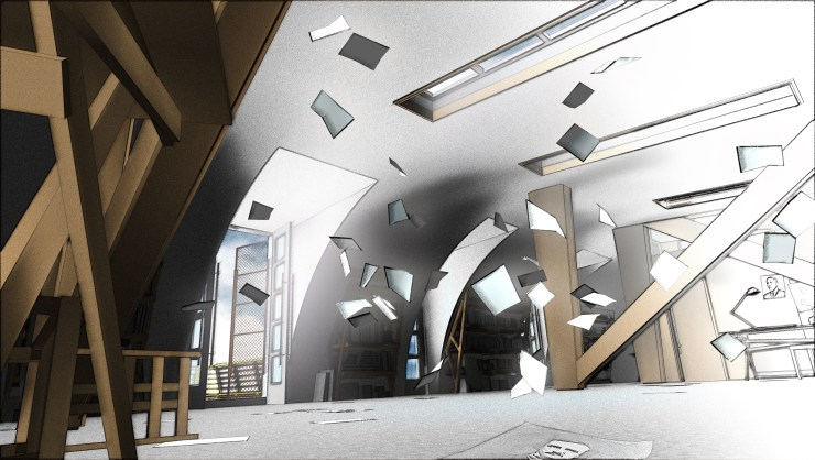 Stormhouse (2009) Interior
