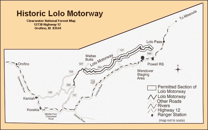 S Route Lewis And Clark Expedition
