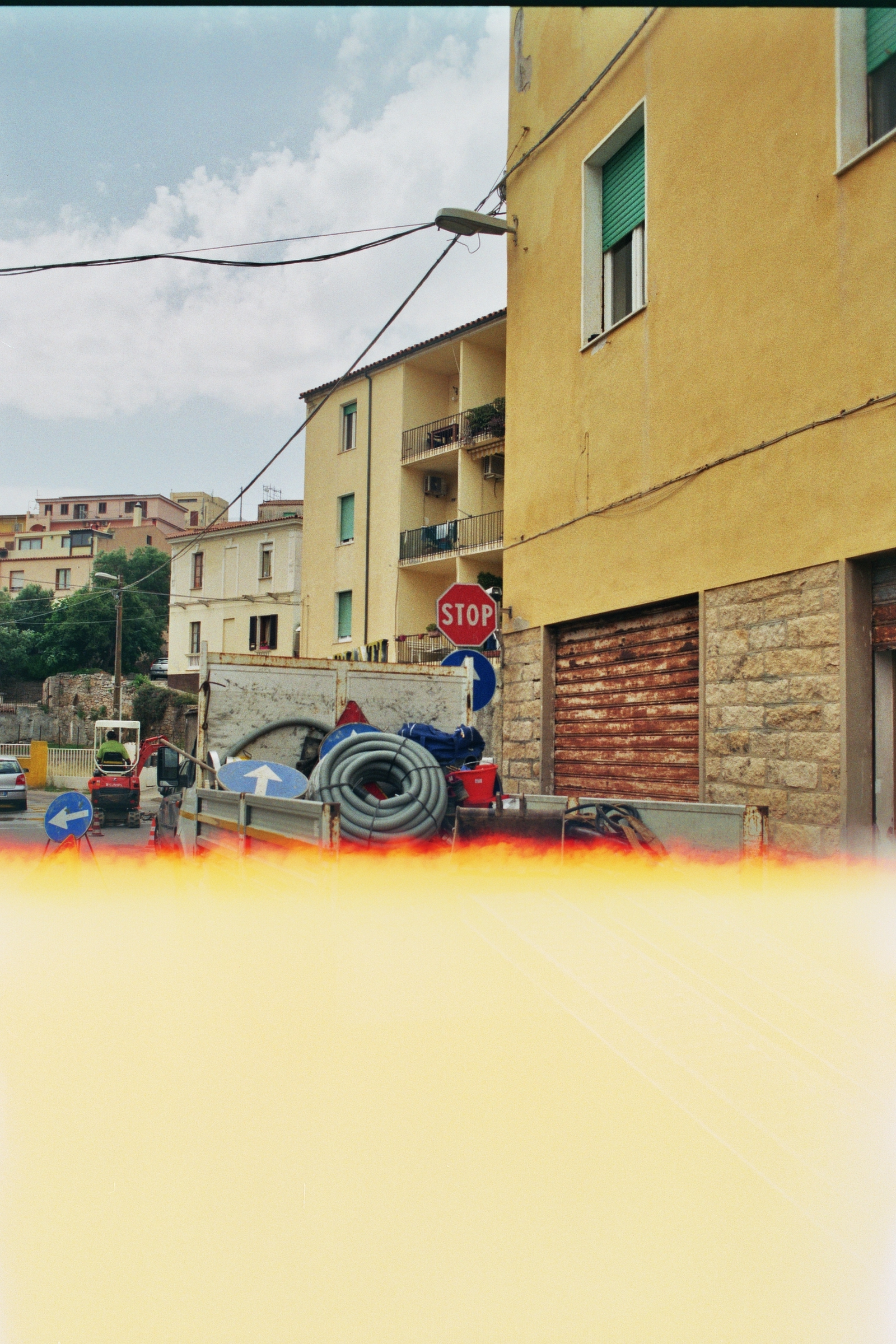 Italy, La Maddalena, 2018, film photography, Lewis Isbell