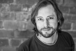 Actor headshots - Tom Taylor