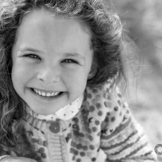 Lily aged 6