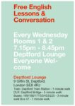 Free English Lessons & Conversation