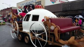Santa Parade 2