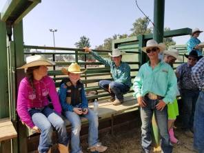 Friends in Jr Rodeo