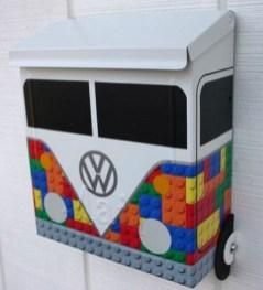Lego Bus Box