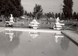 Pool at Recreation Park