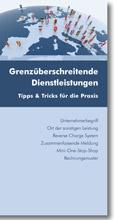 Grenzüberschreitende Dienstleistungen (Cover: dbv)
