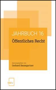Öffentliches Recht 2016 (NWV Verlag)