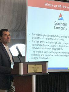 Lexington Coal Exchange David Courtenay, Procurement Manager, Southern Company, was our guest speaker