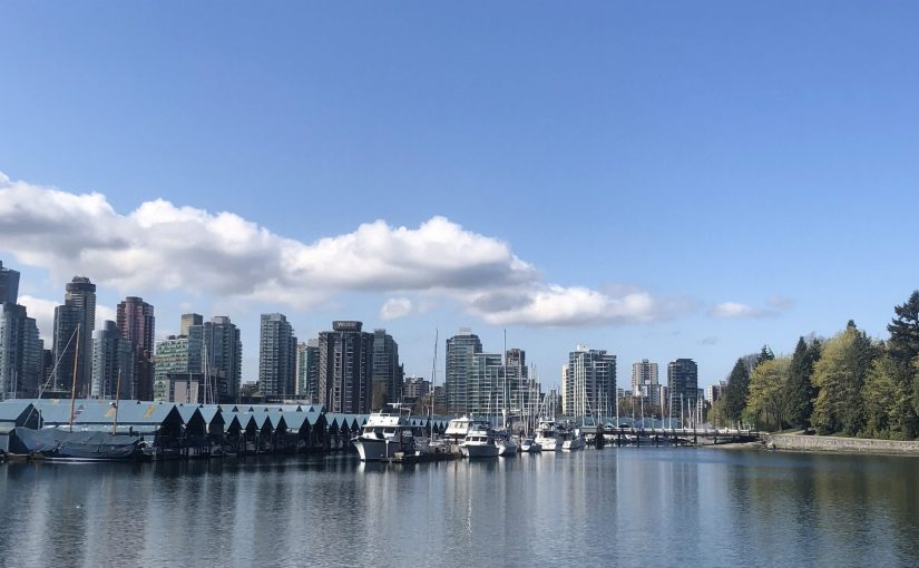 Thankful Thursday 2: Sunny Vancouver Spring