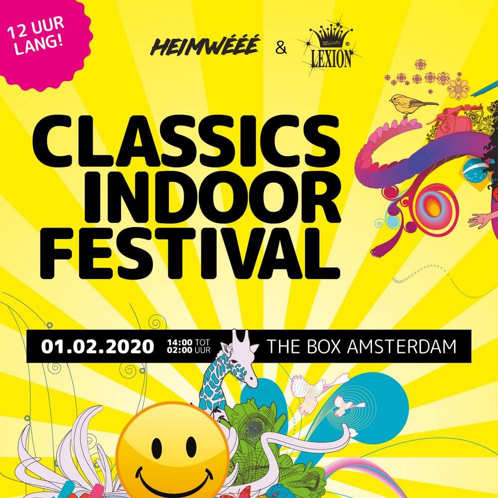 banner classics indoor festival