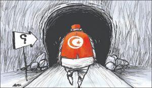 غموض مستقبل تونس