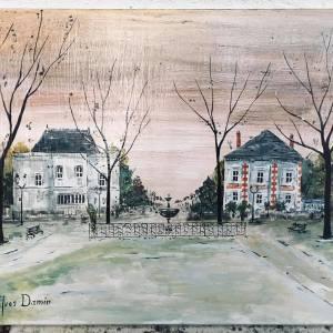 Place Wagram, Maisons Laffitte