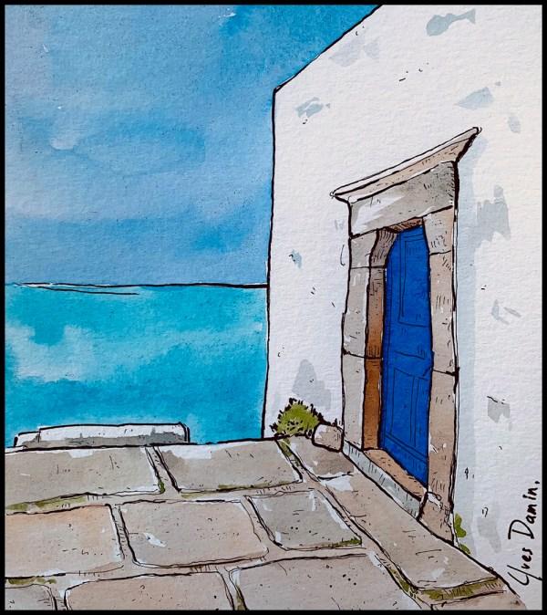 Maison grecque