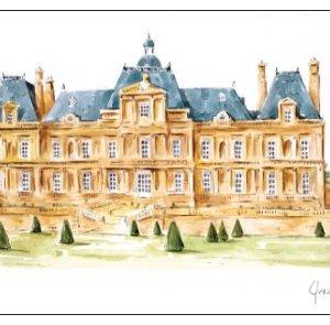 magnet chateau maisons laffitte