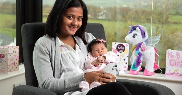 Confinée, une visiteuse mauricienne donne naissance à un bébé-miracle en Irlande