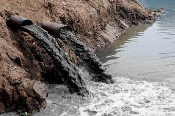 LQF_Water Degradation in India