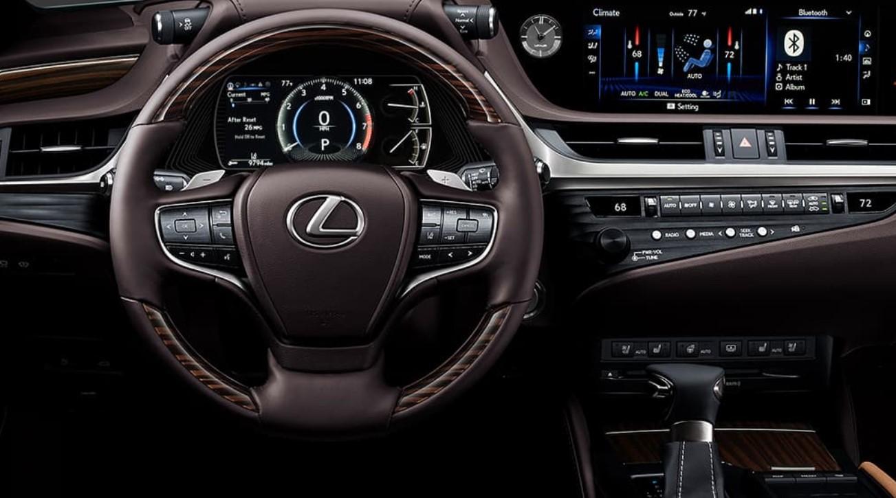 new 2022 lexus es 350 interior concept