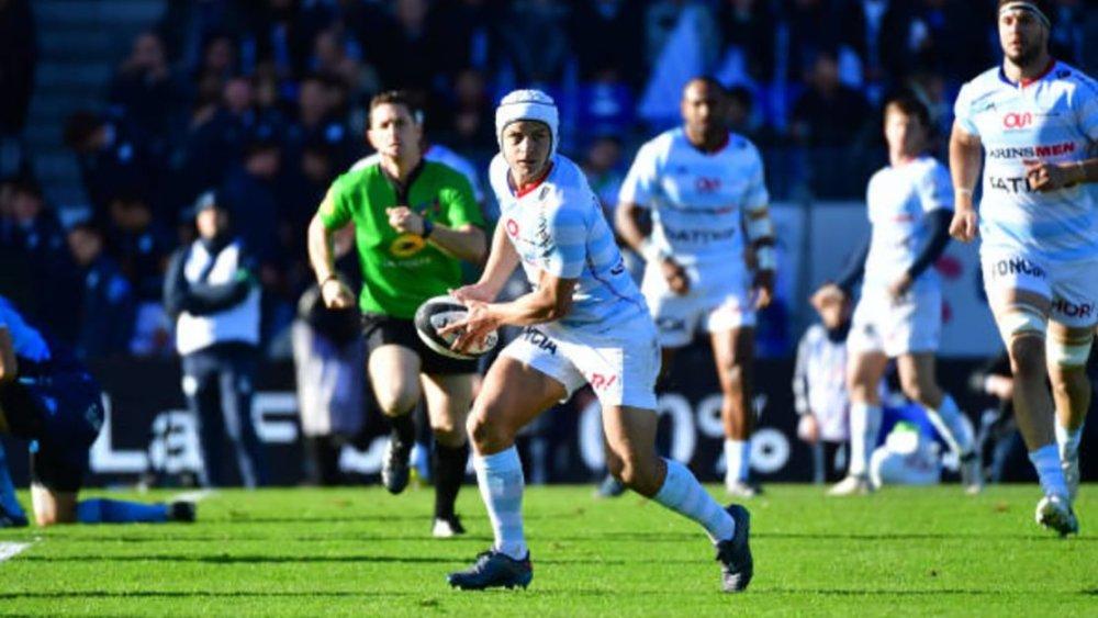 rugby france xv de départ 15 top 14 ovalie montpellier racing 92 sans ciller victoire