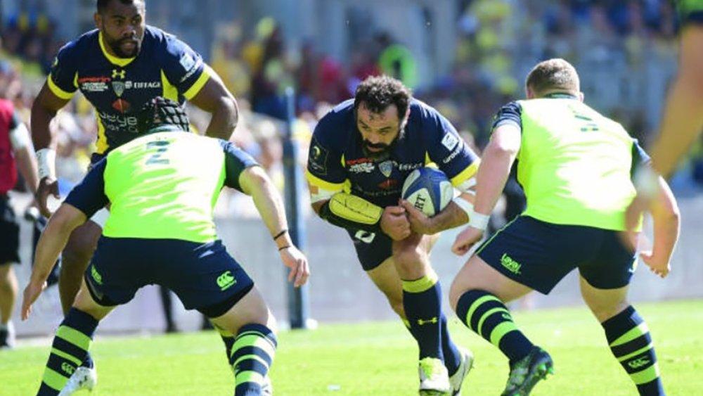 davit zirakashvili blessure xv de départ 15 top 14 rugby résultats classement