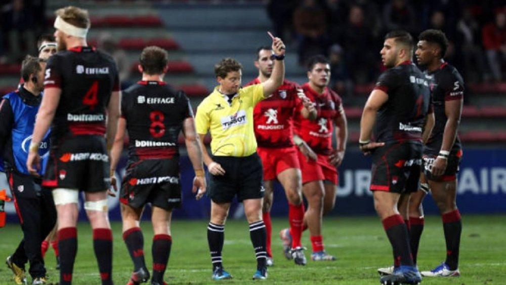 timalai rokoduru suspendu 7 semaines rugby france top 14 toulouse challenge européen xv de départ 15 résultats classement ovalie