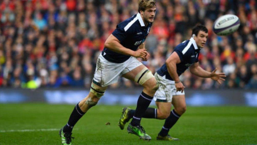 ecosse rugby richie gray absent pour l'ouverture du tournoi rugby xv de départ 15 ecosse