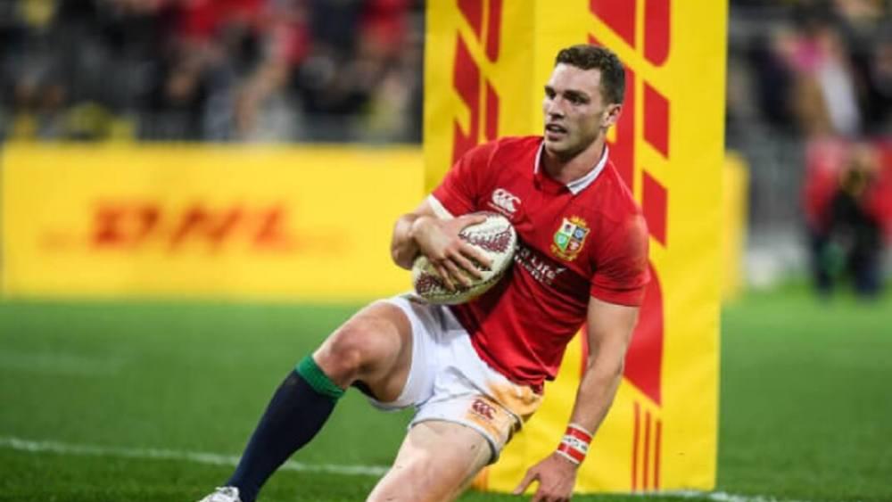 rugby international george north absent début tournoi six nations xv de départ 15
