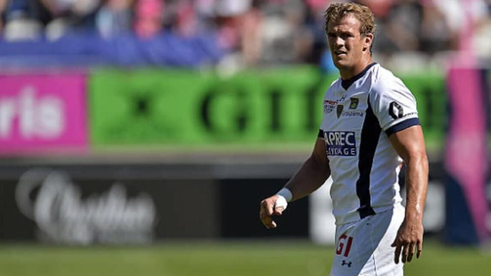 rugby france top 14 un retour et deux forfaits du côté de clermont xv de départ 15