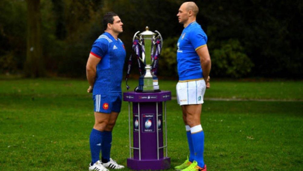 tournoi 6 nations trois changements pour l'italie rugby international xv de départ 15