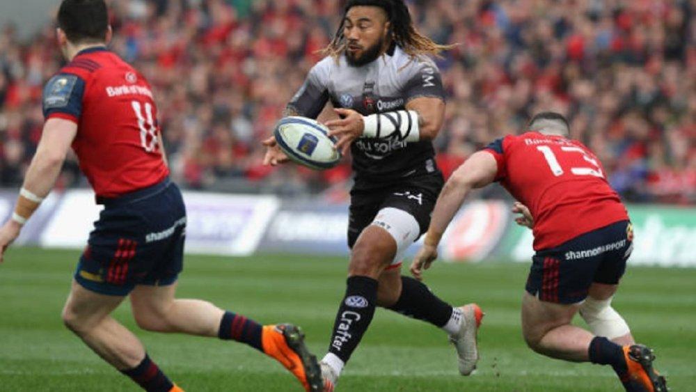 top 14 toulon ma'a nonu de retour rugby france xv de départ 15